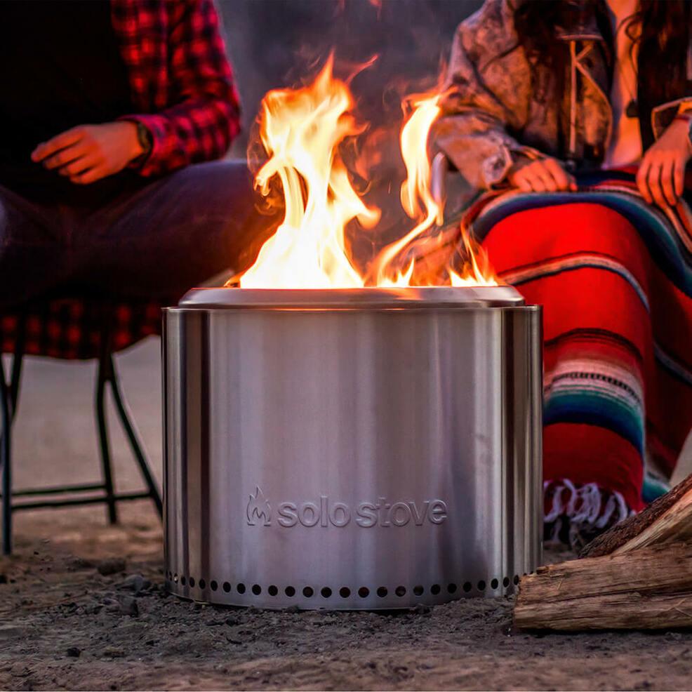 Solo Bonfire Fire Pit Featured Image
