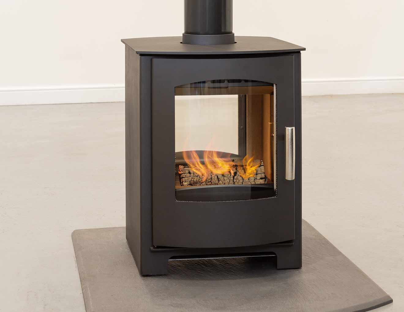 Churchill 8kW Double Sided Stove Featured Image