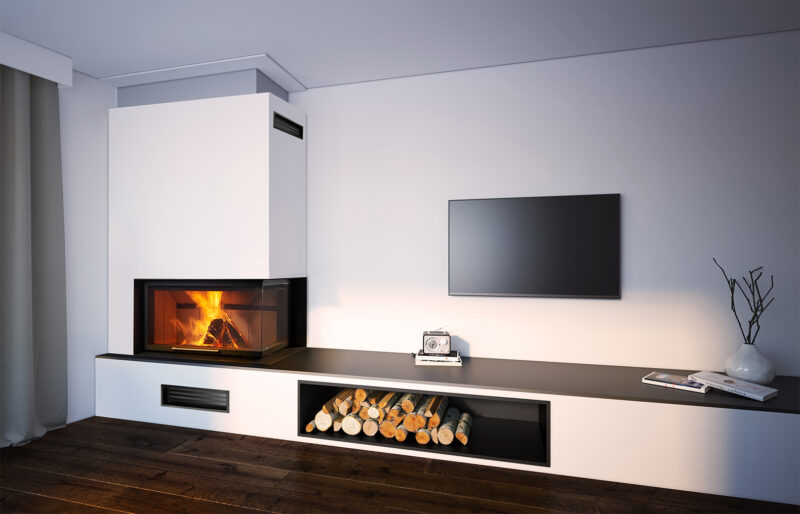 Rocal G Series Corner Fires Featured Image