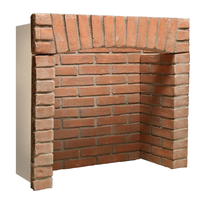 Gallery Rustic Red Brick Chamber with Front Returns Featured Image