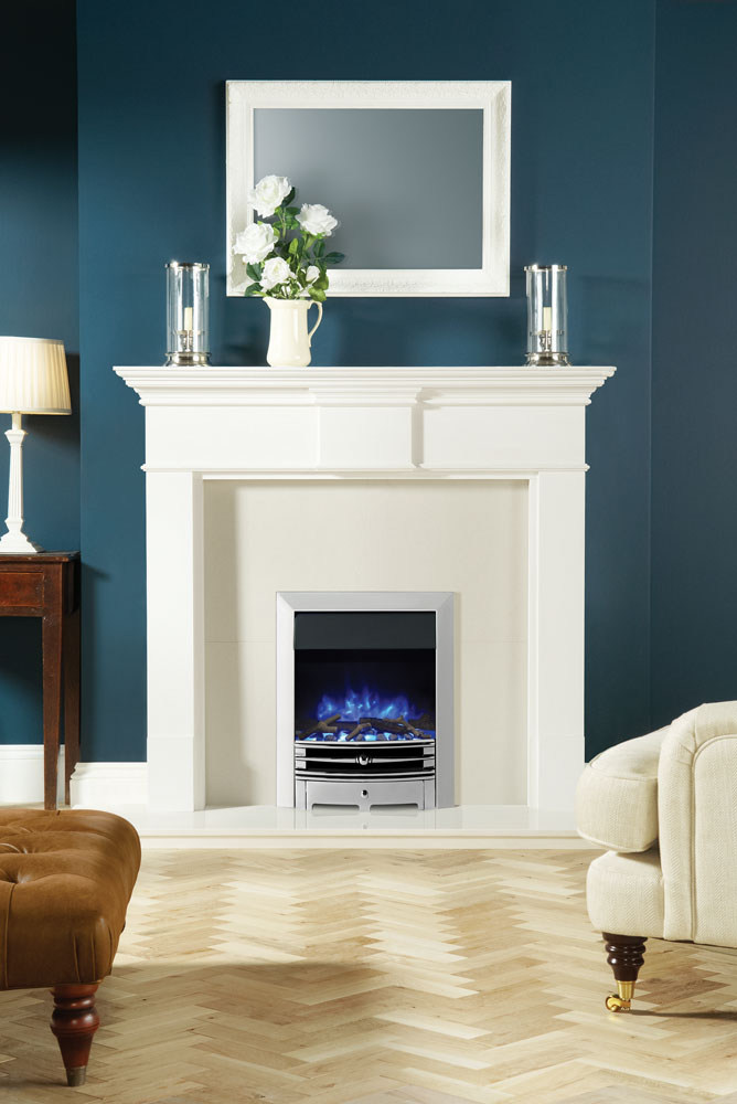 Gazco Logic2 Electric – Chartwell Front Featured Image