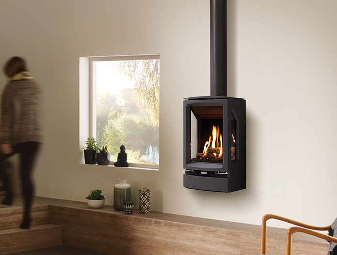 Gazco Vogue Midi T Wall Mounted Featured Image