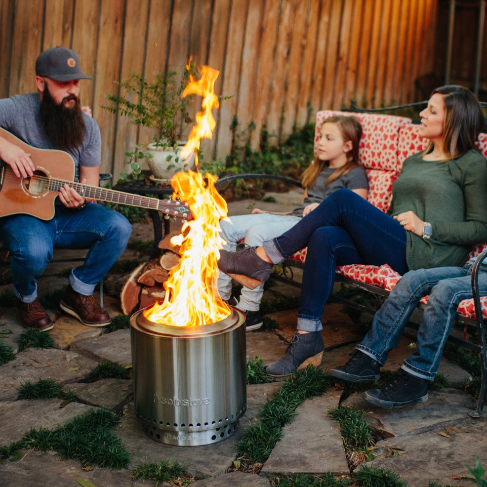 Solo Ranger Fire Pit Featured Image
